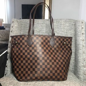 LV monogram purse